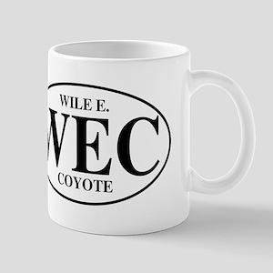 Wile E Coyote Mug