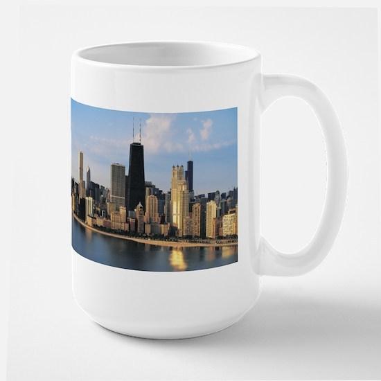 Chicago from Lake Shore Drive Large Mug