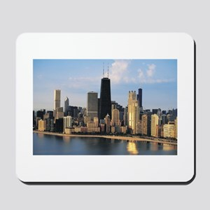 Chicago from Lake Shore Drive Mousepad