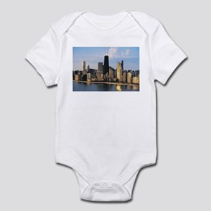 Chicago from Lake Shore Drive Infant Bodysuit