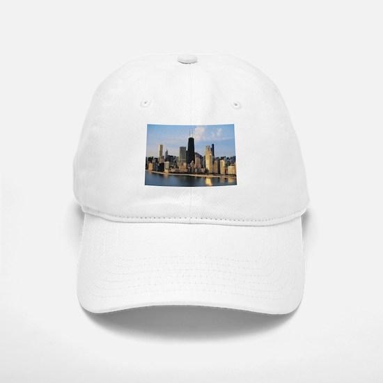 Chicago from Lake Shore Drive Baseball Baseball Cap