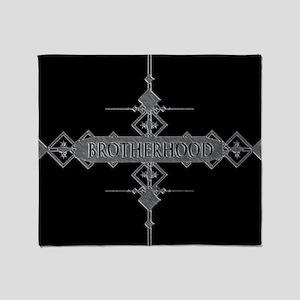 Brotherhood concept. Throw Blanket
