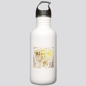 vintage baseball cards Stainless Water Bottle 1.0L