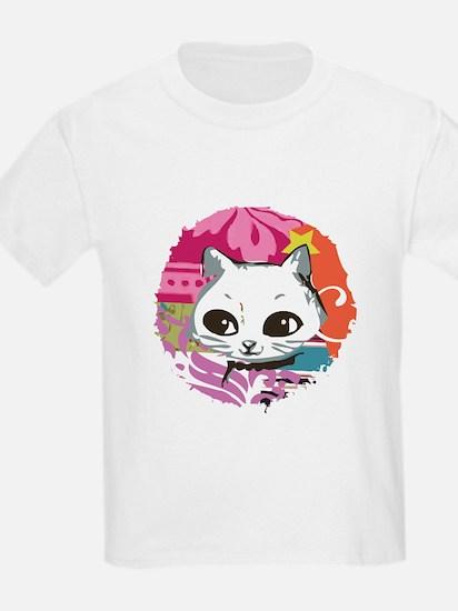 Pop Art Kitty T-Shirt