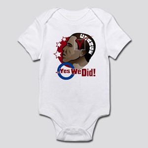 O...Yes We Did! Infant Bodysuit