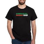 Official Mistletoe Tester Holiday Humor T-shirt