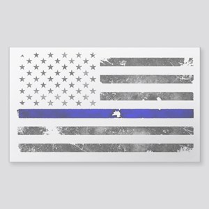 Blue Lives Matter - Police Gifts - Thin Bl Sticker