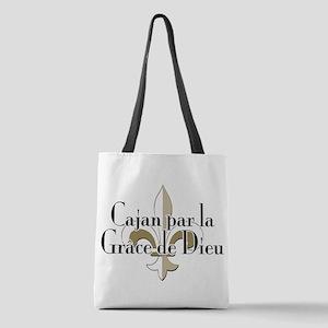 Cajan Par La Grace Polyester Tote Bag