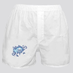 President Obama Blue 1 Boxer Shorts