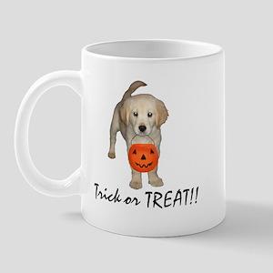 Trick or Treat Puppy Mug