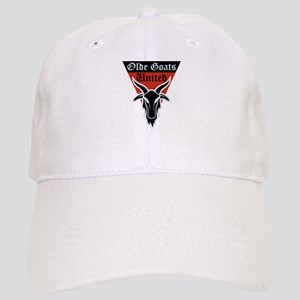 Olde Goats United Cap (White)