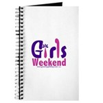Girls Weekend in the Pink Journal