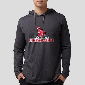 Whos ur Crawdaddy Mens Hooded Shirt