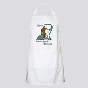 Hate not Family Value BBQ Apron