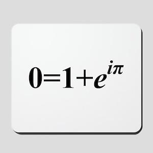 Euler Formula Mousepad