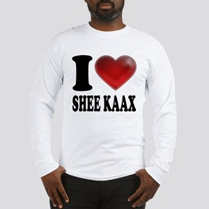 I Heart Shee Kaax Long Sleeve T-Shirt