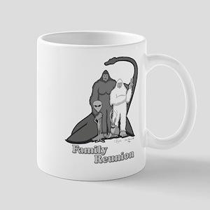Bigfoot Family Reunion Mug