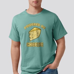 Powered By Cheese T-Shirt