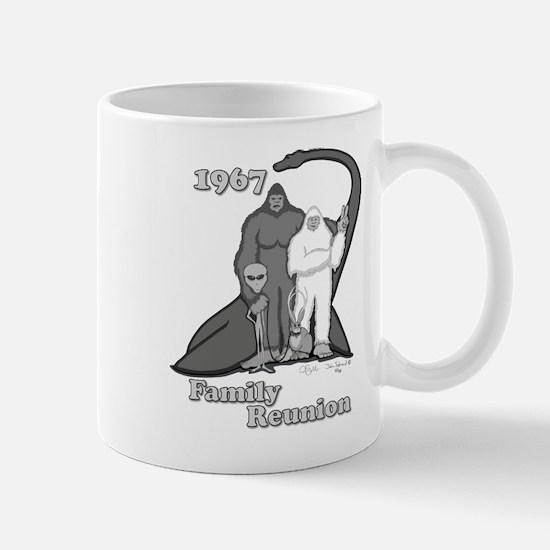 1967 Bigfoot Family Reunion Mug
