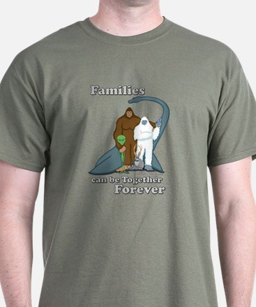 Families Together Forever T-Shirt