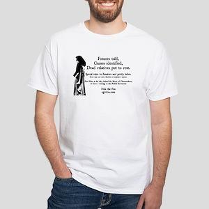 Felix's Business Card T-Shirt