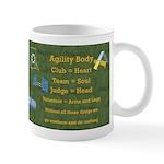 Agility Body Mug