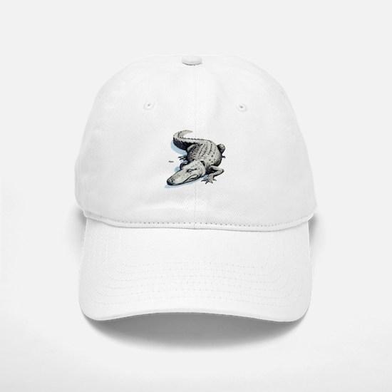 Alligator Gator Baseball Baseball Cap