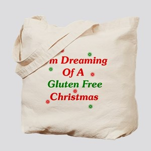 Dreaming Of A Gluten Free Christmas Tote Bag