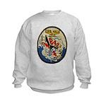 USS HALE Kids Sweatshirt