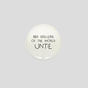 Bad Spellers Mini Button