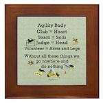 Agility Body Framed Tile