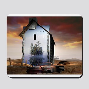 Inward Stillness Mousepad