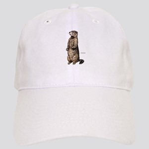 Woodchuck Animal Cap
