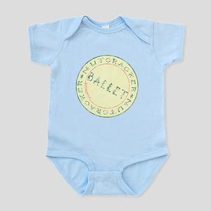 Nutcracker Ballet Stamp Infant Bodysuit