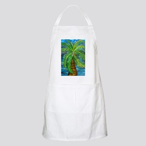 Funcky Palm Tree BBQ Apron