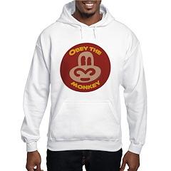 Obey Monkey Hoodie