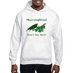 MourningWood Hooded Sweatshirt