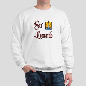 Sir Leonardo Sweatshirt