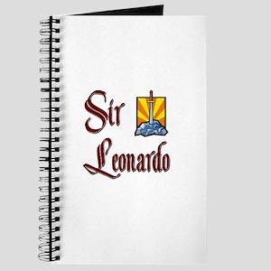 Sir Leonardo Journal