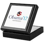 Obama '12 Keepsake Box