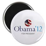 Obama '12 Magnet