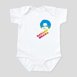 Barack Obama 80's Retro Style Infant Bodysuit