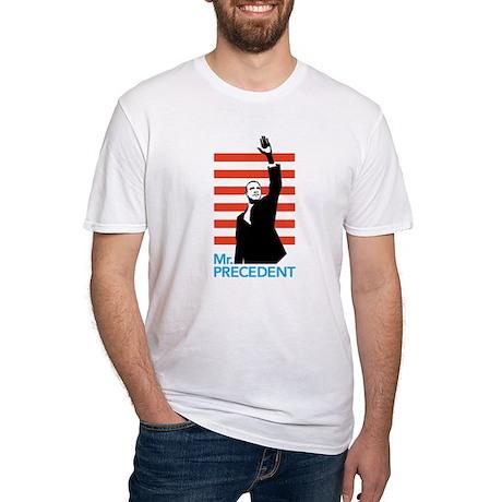 Mr. Precedent Barack Obama - Wave