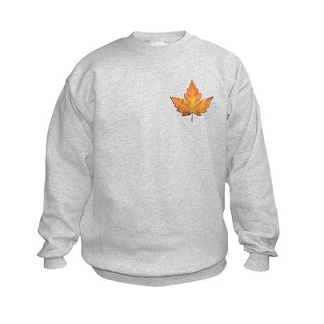 Canada Kids Sweatshirt Canadian Souvenir Kid Shirt