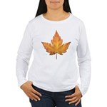 Canada Women's Long Sleeve T-Shirt