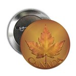 """Canada 2.25"""" Button (10 pack)"""