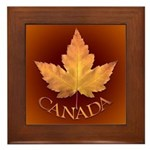 Canada Framed Tile Art Canada Souvenirs