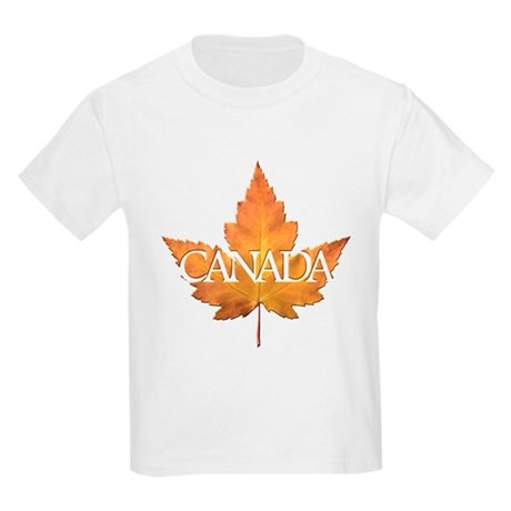 Canada Kids T-Shirt Cool Canada Souvenir T-shirt