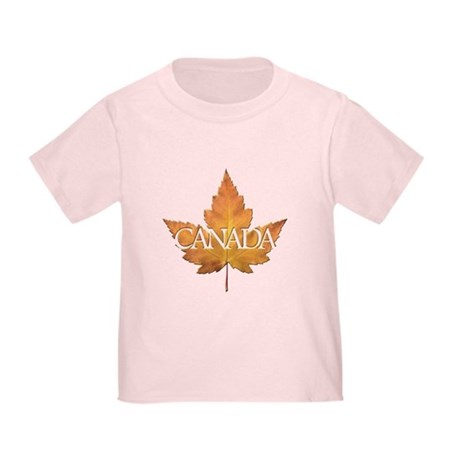 Canada T-shirt Infant Toddler Baby Canada T-Shirt