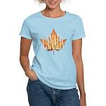 Canada Women's Light T-Shirt Canada Souvenir Tees